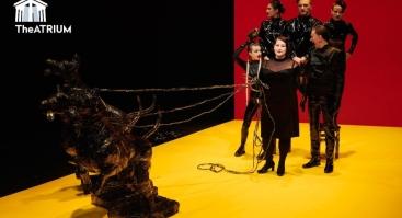 "Komiksų opera ""α"" (""Alfa"") / Operomanija /  III tarptautinis teatro festivalis ""TheATRIUM"""