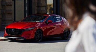 """VIP """"Mazda"""" dienos su naująja """"Mazda3"""""""