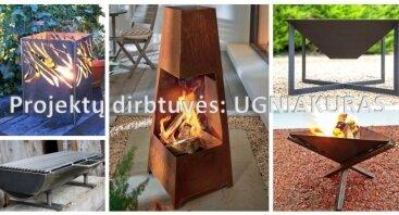 Projektų dirbtuvės: Ugniakuras