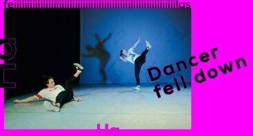 Nailed it | Šokio spektaklis jaunimui ir diskusija apie nesėkmes