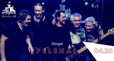 Grupė Pelenai grįžta! | Baras Jazzpilis