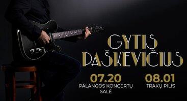 Gytis Paškevičius | Trakų pilis