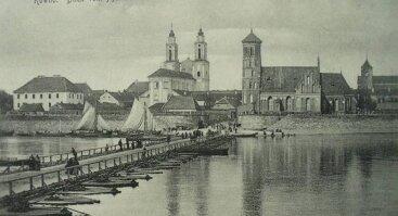"""Ekskursija """"Kauno senamiestis 1795 m. - 1915 m. laikotarpiu"""""""