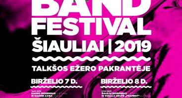 Big Band Festival Šiauliai 2019 / 2 diena