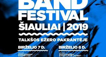 Big Band Festival Šiauliai 2019 / 1 diena