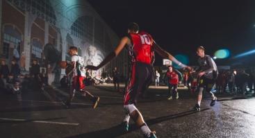 Naktinis Krepšinis