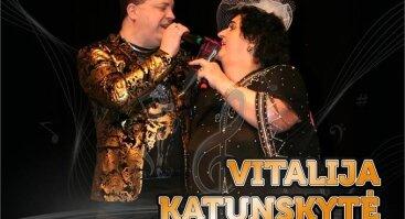 Vitalija Katunskytė ir Aidas Manikas kviečia Iš visos širdies.