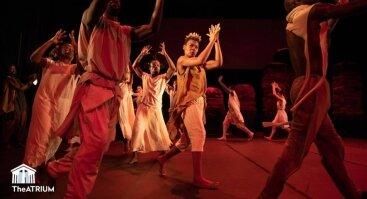 """Kirina"" / Faso Danse Theatre (Belgija)"