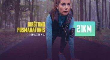 Birštono pusmaratonis 2019