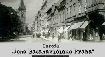 """Paroda """"Jono Basanavičiaus Praha"""""""