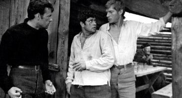 """Donato Banionio filmų retrospektyva, skirta aktoriaus 95-osioms gimimo metinėms. Filmas """"Niekas nenorėjo mirti"""""""
