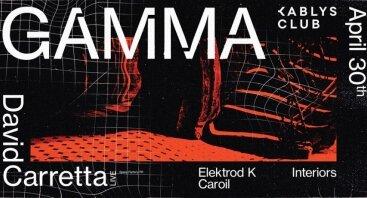 Gamma: David Carretta