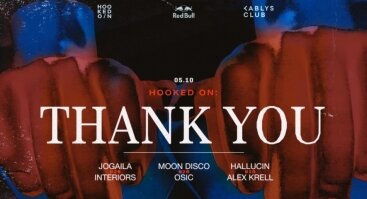 Hooked On: Thank You