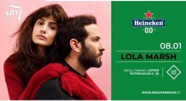 Heineken 00: Lola Marsh (IL)