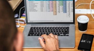 MS Excel seminaras - DIDELIŲ DUOMENŲ LENTELIŲ TVARKYMAS IR ATASKAITŲ RUOŠIMAS (nuotoliniai mokymai - MS TEAMS)