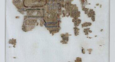 Paskait apie  Senovės Egipto Mirusiųjų knygą
