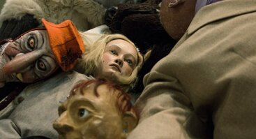 """Spektaklis """"Lankymo valandos baigtos"""" (Vokietija) / Tarptautinis lėlių teatro festivalis """"Materia Magica"""""""