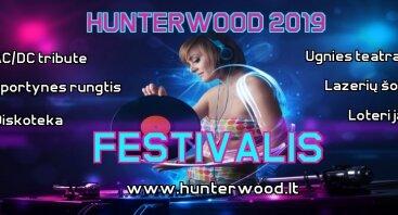 FESTIVALIS HUNTERWOOD 2019