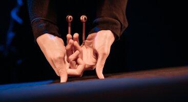 """Spektaklis """"Gerieji monstrai"""" (Didžioji Britanija) / Tarptautinis lėlių teatro festivalis """"Materia Magica"""""""