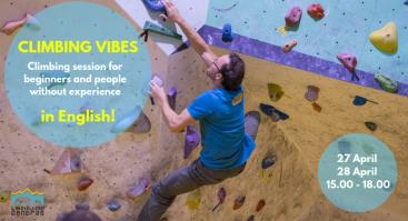 Climbing vibes