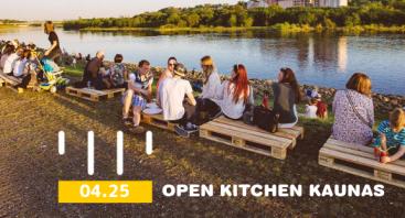 Open Kitchen Kaunas | 04.25