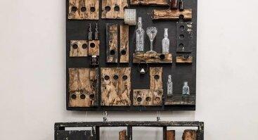 """Jolantos Galdikaitės objektų paroda """"Ten kur sustoja laikas"""""""