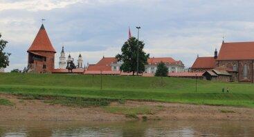 Kelionė laivu Kaunas Nemunu ir Nerimi