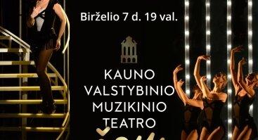 Kauno valstybinio muzikinio teatro šou