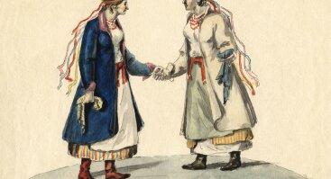 Neregėti aristokratės Idalijos Giunterytės piešiniai