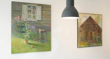 Jono Šidlausko paveikslų paroda