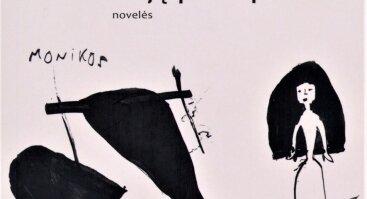 """Monikos Baltrušaitytės knygos """"Išėję prie upės"""" pristatymas"""
