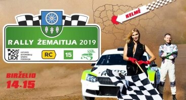 Rally Žemaitija 2019