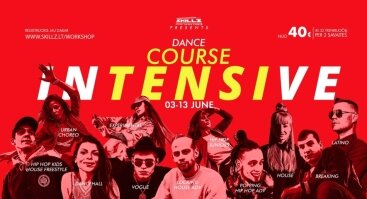 SKILLZ SUMMER DANCE INTENSIVE 2019