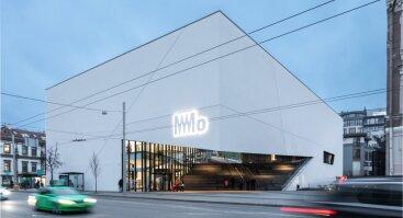 Ekskursija po MO muziejų su architektu