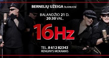 Grupės 16HZ koncertas