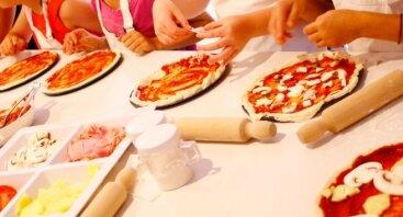 Gimtadienis - Picadienis!!! Pasigamink savo picą gimtadienio metu!