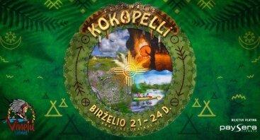 """""""Kokopelli"""" festivalis 2019"""