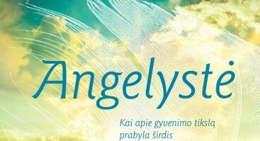 """Knygos """"Angelystė"""" pristatymas"""