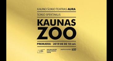 """Premjera! Šokio spektaklis """"Kaunas ZOO"""""""