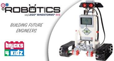 Vasaros robotikos stovykla su LEGO®