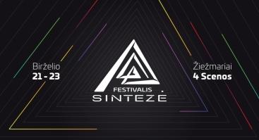 Festivalis Sintezė 2019