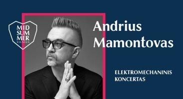 Midsummer Vilnius: Andrius Mamontovas