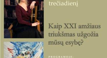 """Irmos Razmaitės-Surgett knygos """"Kalbančios Širdys"""" pristatymas"""