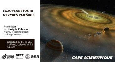 """""""Egzoplanetos ir gyvybės paieškos"""""""