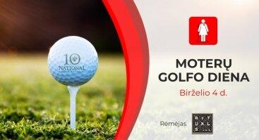 Pasaulinė moterų golfo diena