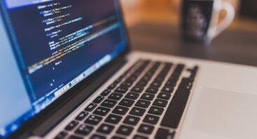 Savaitgaliniai pradedančiųjų Web programuotojų kursai (140 akad. val.)