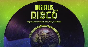 Musicalis goes Disco!