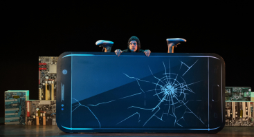 Pikseliukai arba kas telefone gyvena, aut. ir rež. Andrius Povilauskas