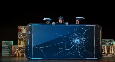 """""""Pikseliukai arba kas telefone gyvena"""", aut. ir rež. Andrius Povilauskas"""