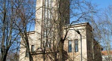 """PGD 2019: """"Kauno reformatų istorija"""" Evangelikų Reformatų bažnyčioje"""